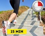 Bài tập giúp đánh bay mỡ bụng chỉ với 15 phút mỗi ngày