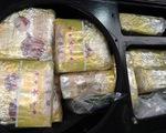 Australia thu giữ lượng ma túy kỷ lục