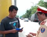 Bình Định: Kiểm soát lái xe sử dụng ma túy