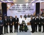 Ông Joko Widodo chính thức tái đắc cử Tổng thống Indonesia