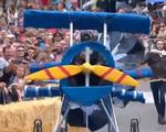 Sôi động cuộc đua xe tự chế tại Anh