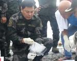 Nhiều bánh ma túy trị giá hàng nghìn USD dạt vào bờ biển Philippines