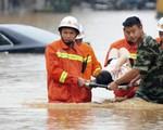 Trung Quốc ban bố phản ứng khẩn cấp cấp 4 do lũ lụt hoành hành