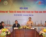 Tuần lễ hàng Việt Nam tại Thái Lan năm 2019
