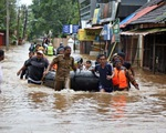 Lũ lụt nghiêm trọng tại Ấn Độ, 400.000 người bị ảnh hưởng