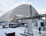 Ukraine chôn nhà máy hạt nhân Chernobyl trong 'Quan tài thép'