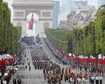 Pháp diễu binh quy mô lớn mừng Quốc khánh
