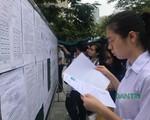 Hà Nội: Hơn 9.800 bài thi điểm 9 trở lên
