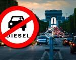 Pháp cấm ô tô chạy dầu diesel tại Paris