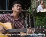 Ông bố trẻ sáng tác ca khúc 'Về nhà đi con' sau tập phim lấy nhiều nước mắt khán giả