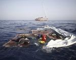 Trục vớt hàng chục thi thể trong vụ đắm tàu tại Libya