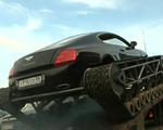 Độ siêu xe Bentley thành… xe tăng