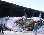Bãi rác Nam Sơn ngừng hoạt động, Hà Nội tập kết rác tại bãi rác tạm