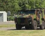 Xe tăng bọc thép 24,5 tấn thế hệ mới của Quân đội Pháp