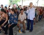 Lãnh đạo TP Đà Nẵng đối thoại với người dân khu vực bãi rác Khánh Sơn