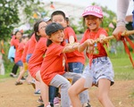 Trại hè - Sự lựa chọn của nhiều bậc phụ huynh cho con vào dịp hè
