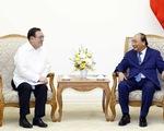 Việt Nam và Philipines tiếp tục phối hợp, ủng hộ và hỗ trợ nhau trong vấn đề Biển Đông