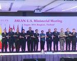 Hội nghị Bộ trưởng Ngoại giao ASEAN - Mỹ: Đẩy mạnh quan hệ thương mại, đầu tư