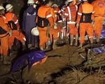 Lở đất tại Myanmar, hàng chục người bị chôn vùi