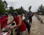 Phú Quốc, Kiên Giang, ngập lịch sử gây thiệt hại hơn 107 tỷ đồng