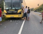 Băng qua cao tốc, 2 nữ công nhân bị ô tô tông chết, 1 người bị thương - ảnh 1
