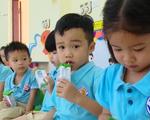 Trước mắt sẽ bổ sung 3 vi chất vào sữa học đường