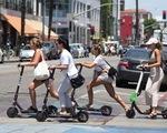 Mỹ: Thành phố Atlanta cấm xe scooter điện và xe đạp điện vào ban đêm