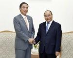 Thủ tướng Nguyễn Xuân Phúc tiếp Thống đốc tỉnh Nagano, Nhật Bản