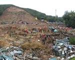 Số nạn nhân trong vụ lở đất tại Myanmar tăng lên gần 70 người