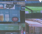 Quảng cáo bằng bạt vỉa hè: Chủ quán có thực sự được lợi?