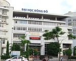Đại học Đông Đô tuyển văn bằng 2 trái phép