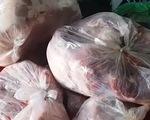 Lâm Đồng: Tịch thu hơn 800kg thịt hôi thối