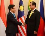 ASEAN và các đối tác trao đổi về an ninh và hợp tác khu vực