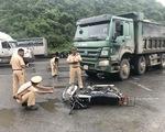 Tai nạn giao thông ở Ninh Bình, 2 người nước ngoài thương vong