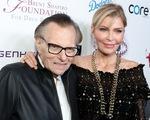 Ông hoàng truyền thông Larry King chia tay người vợ thứ 7