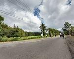 """Con đường """"ma quái"""" đi ngược với quy luật tự nhiên ở Hàn Quốc"""