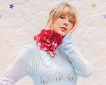 Taylor Swift: Không còn thù hận, tràn ngập trong tình yêu
