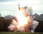 Mỹ theo dõi sát vụ phóng tên lửa mới của Triều Tiên