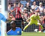 Bournemouth 1-3 Man City: Aguero lập cú đúp, The Citizens 'phả hơi nóng' vào Liverpool
