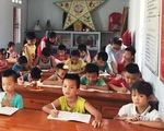 Sinh viên mở lớp dạy tiếng Anh miễn phí cho học sinh dịp hè
