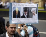 Nữ hoàng Anh chấp thuận đề nghị tạm dừng hoạt động của Quốc hội