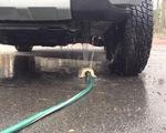 Ô tô cần kiểm tra, bảo dưỡng những gì sau khi bị dầm mưa?