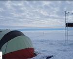 Đo nồng độ khí Metan tại Bắc Cực