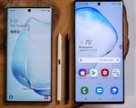 Samsung ra mắt Galaxy Note 10/Note 10+: Màn hình 'đục lỗ', hỗ trợ 5G, giá từ 949 USD