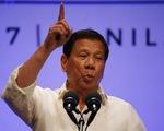 Tổng thống Philippines: Sẽ gây sức ép với Trung Quốc về quy tắc ứng xử trên Biển Đông