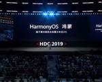 Android chú ý: Huawei ra mắt hệ điều hành của riêng mình HarmonyOS