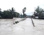 Trên 3.800 căn nhà ở Phú Quốc bị ngập sâu do mưa lớn