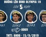 Chân dung 4 nhà leo núi trong CK Đường lên đỉnh Olympia 2019