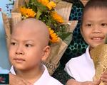 Lễ khai giảng đặc biệt của các bệnh nhi ung thư