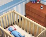 Dùng trí tuệ nhân tạo theo dõi chuyển động em bé